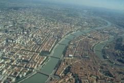 Pollution aux particules fines sur Lyon